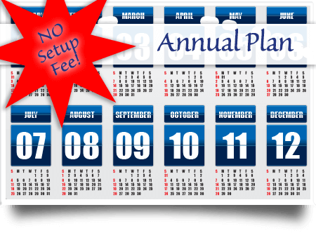 Annual Hosting Plan