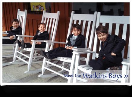 Meet the Watkins Boys